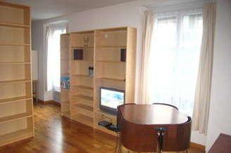 Gobelins – Place d'Italie 巴黎13区 单间公寓 凹室