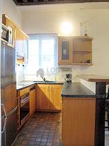 Apartment Paris 1° - Kitchen