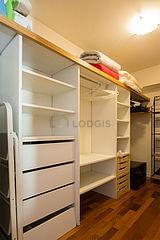 公寓 巴黎15区 - 更衣室
