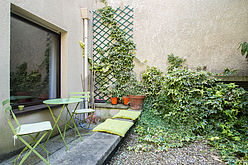 Appartement Paris 15° - Jardin
