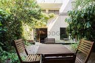 Apartamento París 15° - Jardín