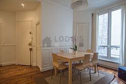 Appartamento Parigi 10° - Sala da pranzo