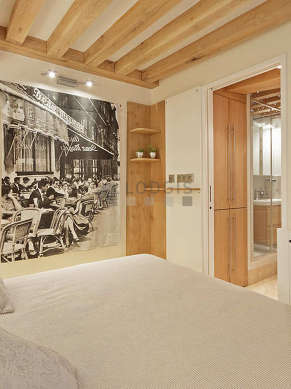 Appartement Paris 6° - Chambre