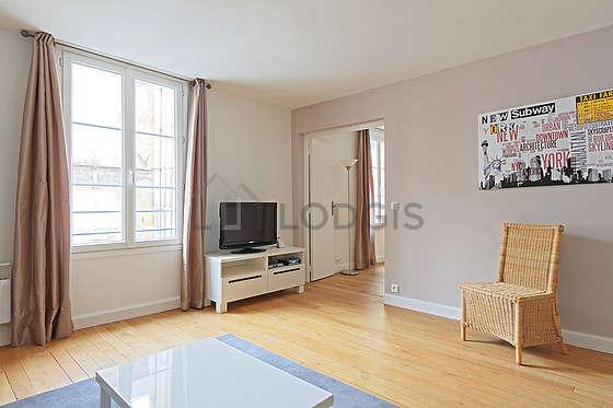 Chambre très calme pour 2 personnes équipée de 1 lit(s) armoire de 140cm
