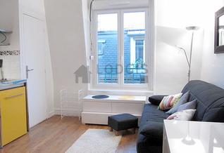 Квартира Rue Caillaux Париж 13°