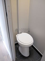 Appartement Paris 2° - WC