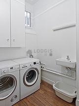 Appartement Paris 17° - Buanderie