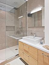 Appartement Paris 17° - Salle de bain 3