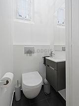 Appartement Paris 17° - WC 2