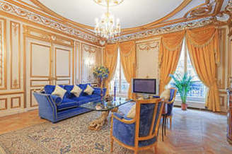 Monceau Paris 8° 3 bedroom Apartment