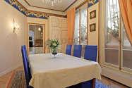 Apartamento París 8° - Comedor