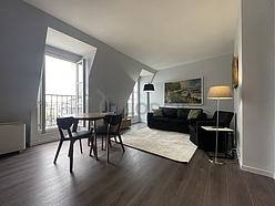 Appartement Paris 7° - Séjour
