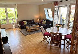 Chatillon 3 quartos Apartamento