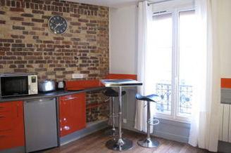 Apartment Rue Dampierre Paris 19°