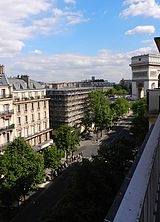 Apartment Paris 17° - Terrace