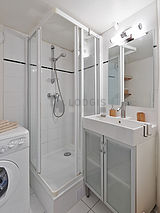 Appartement Paris 1° - Salle de bain