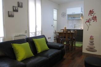 Квартира Rue Beaurepaire Париж 10°
