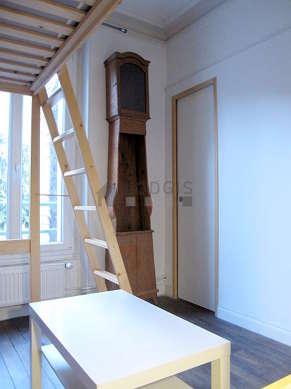 Chambre très calme pour 2 personnes équipée de 1 lit(s) mezzanine de 140cm
