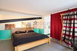 Дом Haut de seine Nord - Спальня