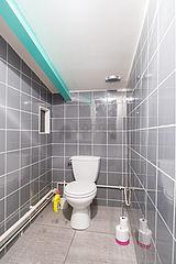 Maison individuelle Haut de seine Nord - WC
