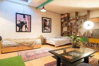 Maison individuelle meublée 1 chambre Clichy