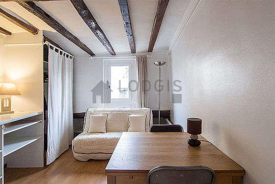 Apartment Paris 6 Living Room