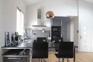 Appartement meublé 2 chambres Saint Ouen