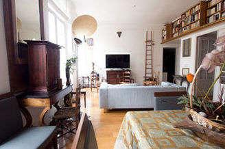 Le Marais Париж 3° 2 спальни Квартира