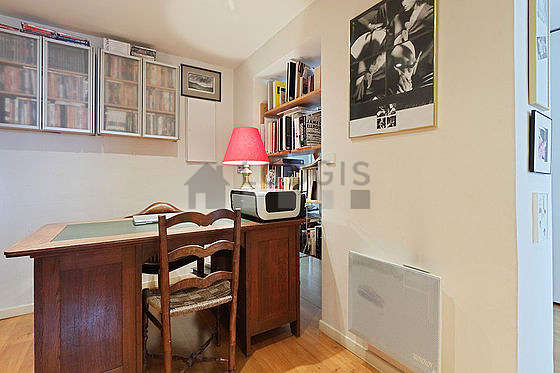 Appartement Paris 3° - Bureau