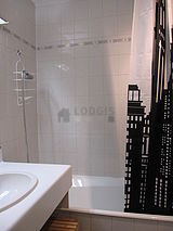 Appartement Paris 20° - Salle de bain