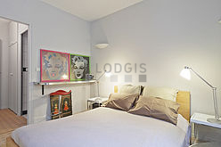 Дуплекс Париж 5° - Спальня