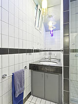双层公寓 巴黎5区 - 浴室