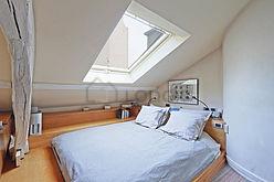 双层公寓 巴黎5区 - 卧室 2