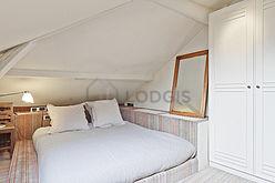 双层公寓 巴黎5区 - 卧室 3