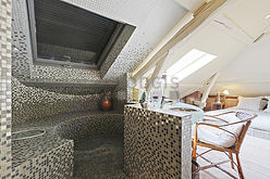 Dúplex Paris 5° - Casa de banho 3