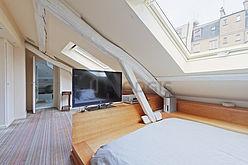 dúplex París 5° - Dormitorio 2