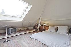 Duplex Paris 5° - Schlafzimmer 3