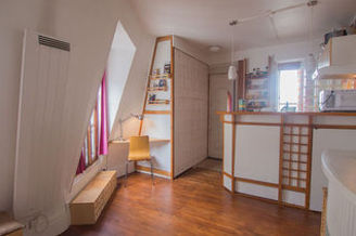 Montmartre 巴黎18区 单间公寓