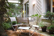 Appartement Paris 6° - Jardin
