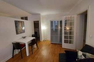 Montparnasse Paris 14° studio with alcove