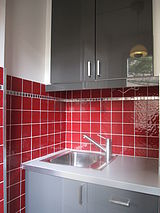 Apartamento París 20° - Cocina