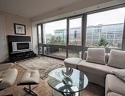 Apartment Paris 14° - Living room