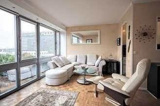 Montparnasse Paris 14° 2 Schlafzimmer Wohnung