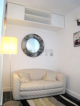 Appartement Paris 8° - Alcove