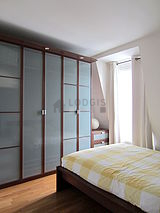Appartement Paris 2° - Chambre 3