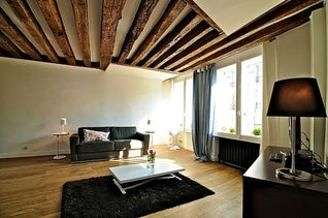 Saint Germain Des Prés Odéon Paris 6 Studio Furnished