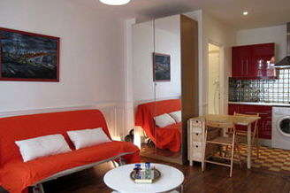 Belleville – Ménilmontant 巴黎20区 单间公寓