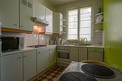 Appartement Paris 18° - Cuisine