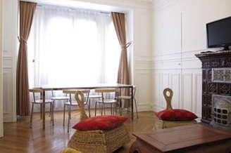 La Chapelle Париж 18° 2 спальни Квартира