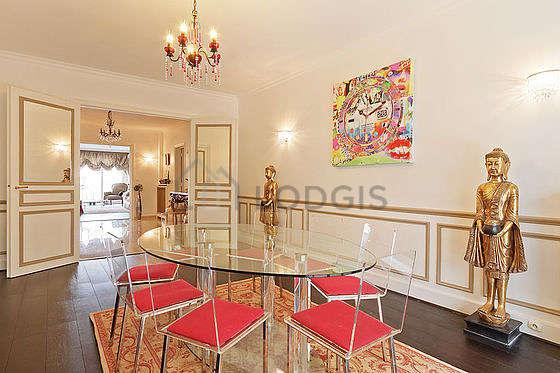 Location appartement 3 chambres avec terrasse piano et for Location meuble paris 16